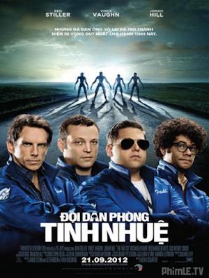 Phim Đội Dân Phòng Tinh Nhuệ - The Watch (2012)