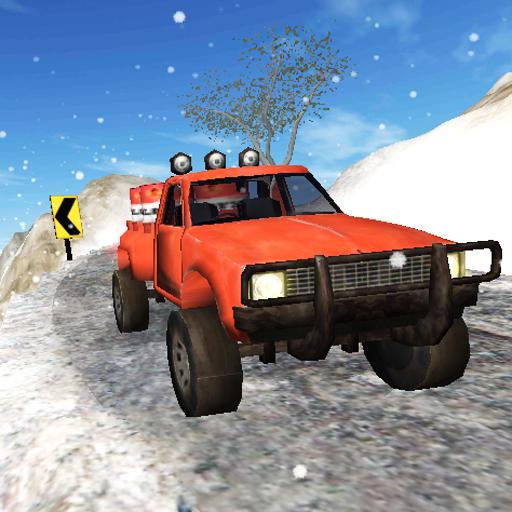 卡车司机3D - Offroad 模擬 LOGO-玩APPs