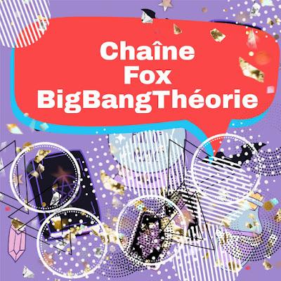 Une chaîne Fox BigBangTheory sur Hot Bird 13B / 13C / 13E à 13 ° E  apparue au lieu de la chaine Renard +1