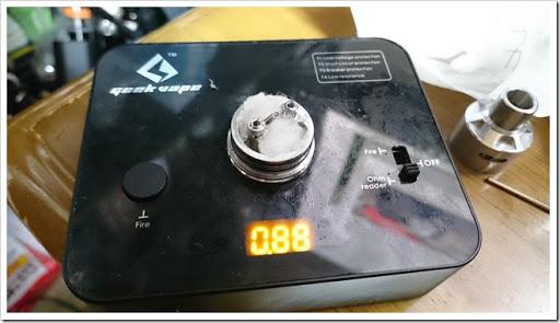 DSC 0872 thumb%25255B3%25255D - RDA:The Stumpy Styled(クローン) RDAアトマイザーのレビュー「ちょいウェル深めアトマイザほしかった」