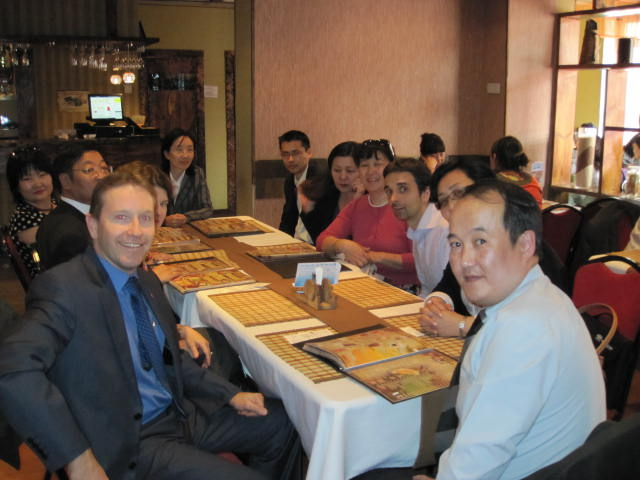 2009-Meeting with AusAid and AusTrade people
