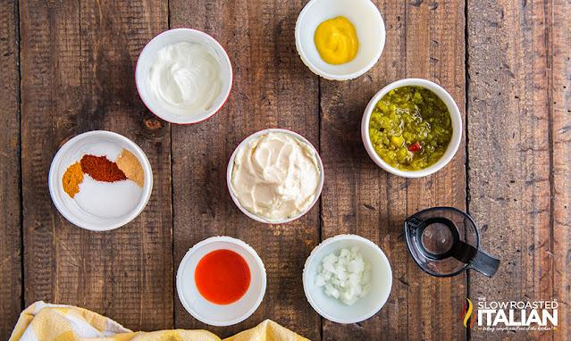 Big Mac Sauce Recipe Ingredients