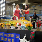 Prefeito Carlin participou da festa do Grupo Aconchego