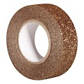 Glittertape - Brilliant bronse, 15mm x 5 m