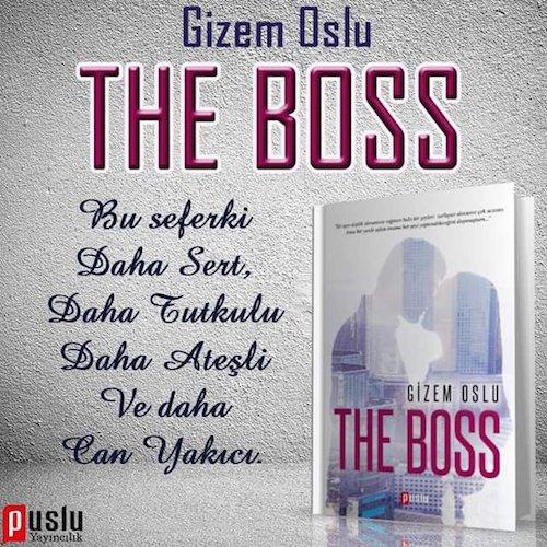 Gizem Oslu - The Boss Pdf