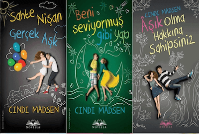 Sahte Nişan Gerçek Aşk Serisi – Cindi Madsen Pdf