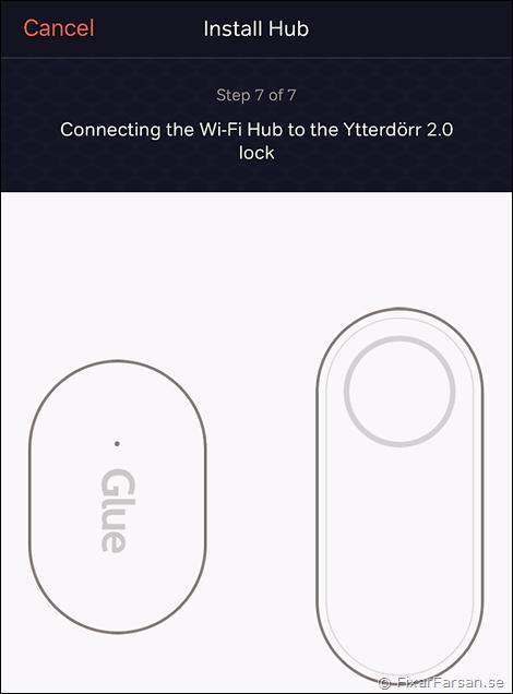 Test-Glue-WiFi-Hub