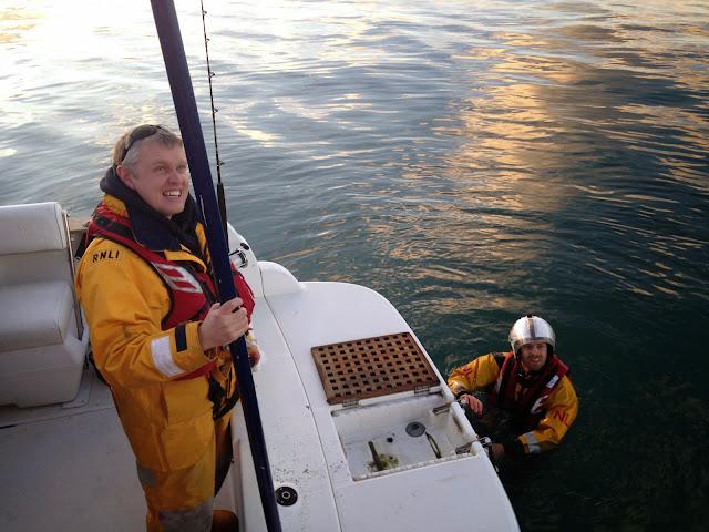 Crew member Neil Ceconi onboard the motor vessel - 30 December 2014.  Photo credit: Alex Evans