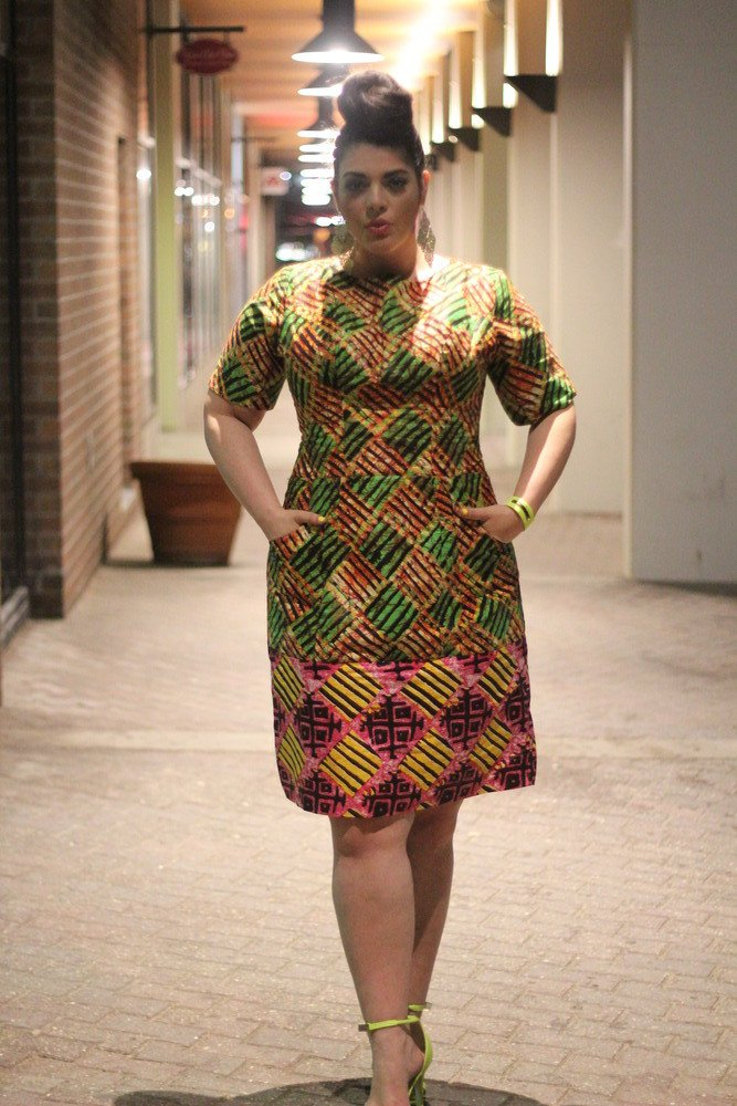 Comfortable Plus Size African Clothing | Fashion Qe