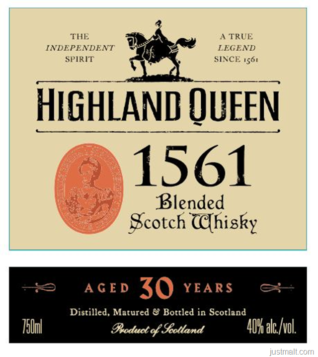 Highland Queen 1561 30-Year