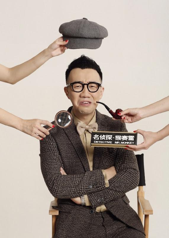 Hou Xinwei China Actor