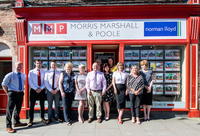 Newtown offices merge at local estate agent