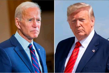[JUST IN] US election: Biden Leads Trump In Popular Poll
