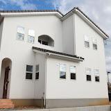 フレンチスタイルの家2