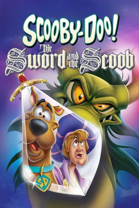 Scooby Doo The Sword and the Scoob (2021) - Movie