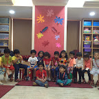 Holi Celebration at Witty World, BN by Nursery Section C & D [ 2015-16 ]