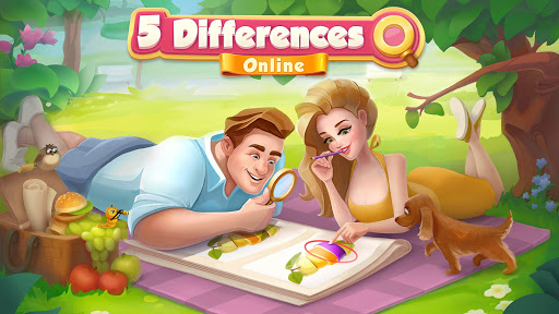 5 Differences Online screenshots 12