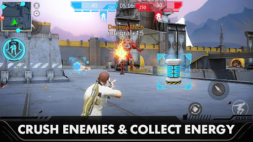 Last Battleground: Mech 3.2.0 Screenshots 2