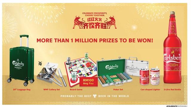 More than 1 Million Prizes to be won!