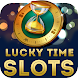 Lucky Time Slots:  オンラインカジノスロット 777 3d