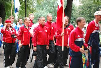 Photo: Part of Team Denmark. Photo:Patric Fransson
