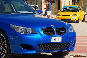 BMW vs Honda