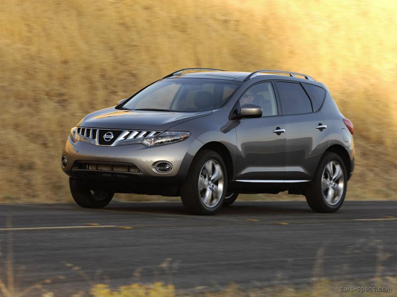 2009 Nissan Murano Suv Specifications Pictures Prices