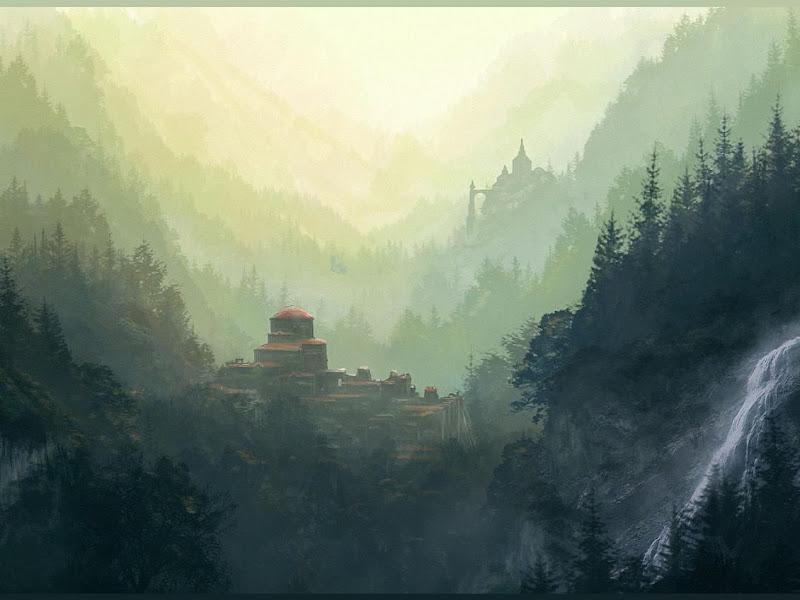 Lands Of Fantasy 9, Magical Landscapes 3