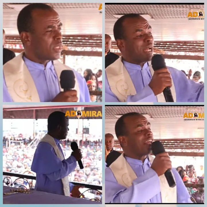 Mbaka Tells Buhari To Resign Or Be Impeached Over Insecurity (Video)