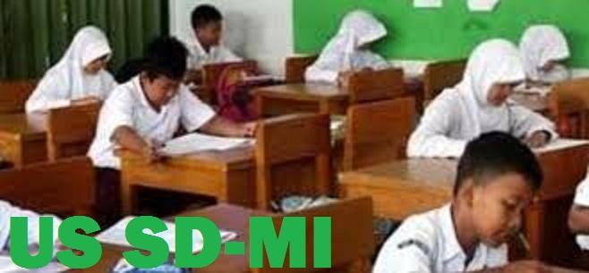 Latihan Soal Ujian Sekolah (US) SD MI Tahun 2021