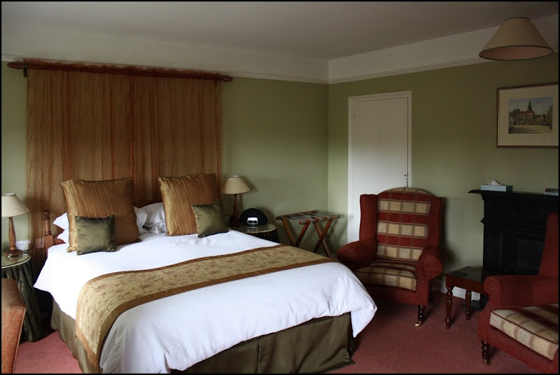 A room at the Old Rectory, Norwich