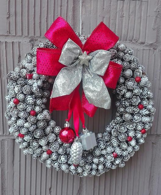 Christmas wreath cd