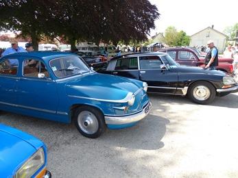 2018.05.06-016 Panhard, Citroën DS et Peugeot 203