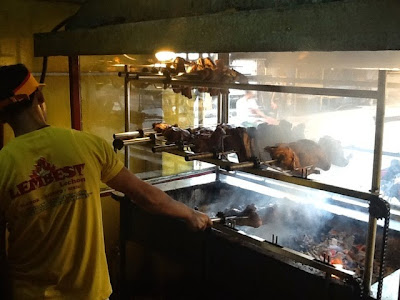 lechon business in the Philippines