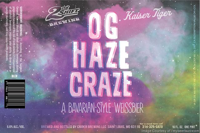 2nd Shift & Kaiser Tiger Team Up For OG Haze Craze