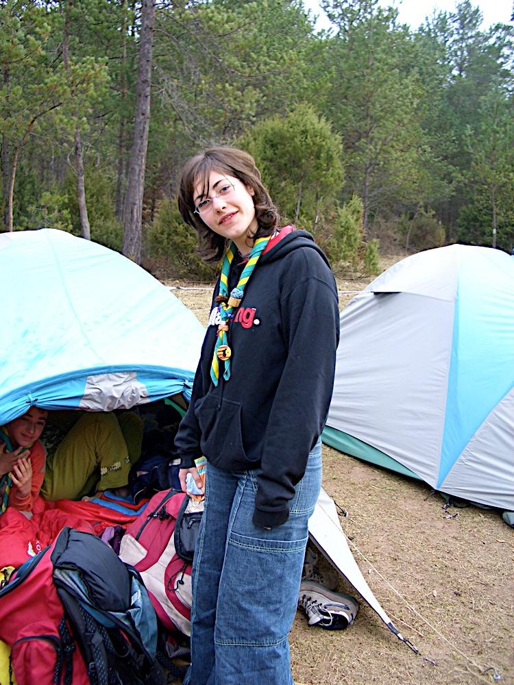 Campaments amb Lola Anglada 2005 - CIMG0220.JPG