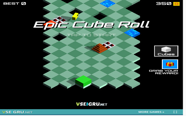 EPIC CUBE ROLL