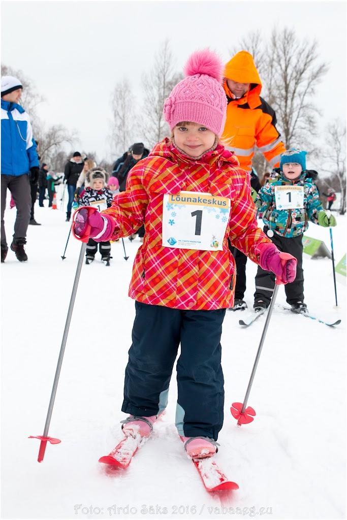 2016 Tartu Maratoni lastesõidud / foto: Ardo Säks