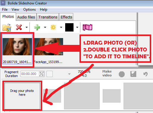 add-photo-to-timeline-bolide-slideshow-creator