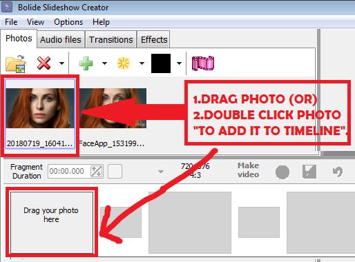 add-photo-to-timeline-bolide-slideshow-creator