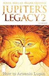 Actualización 12/08/2017: Los tradumaquetadores Heisenberg & Jota 1602 nos presentan el numero 5 y ultimo numero del segundo volumen de Jupiter's Legacy.