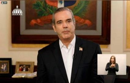 """Abinader dice Gobierno investiga """"para ver dónde malgastaban el dinero"""""""