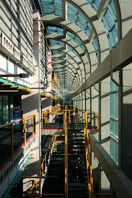 Lines of the Davis Centre