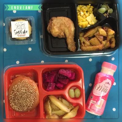 Catering khusus Ibu Hamil dan Menyusui : American Food