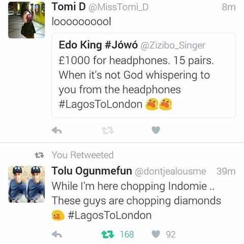 Nigerians React To #LagostoLondon Documentary Detailing The Life Of Nigerian Billionaires 5