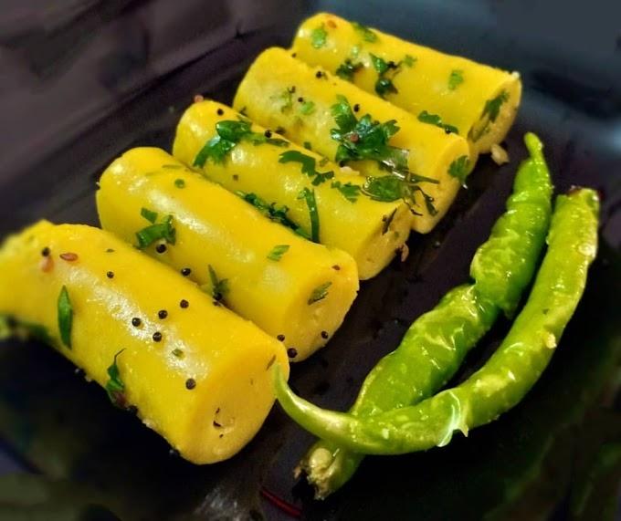 Khandvi Recipe | Breakfast Care