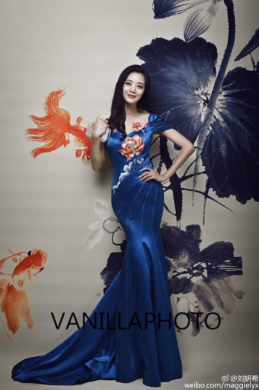 Liu Yanxi China Actor