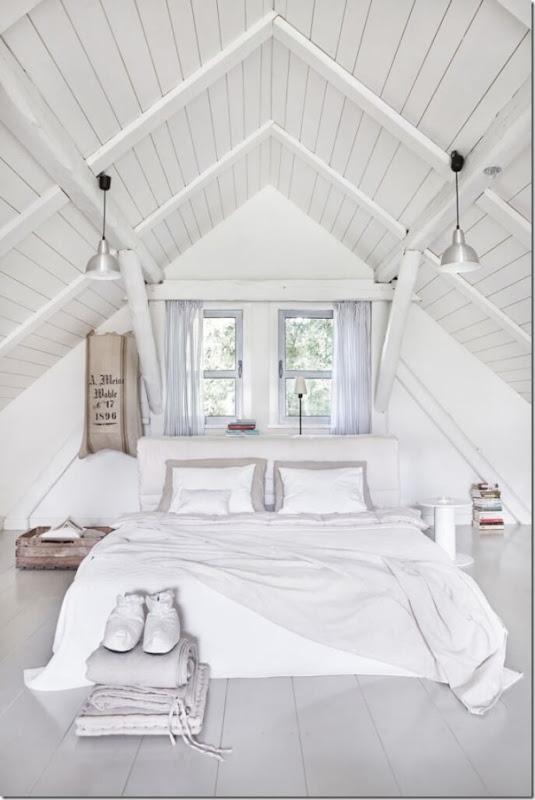 camera-letto-mansarda-stile-shabby-chic