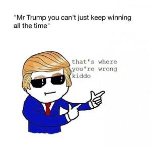 trump can't keep winning