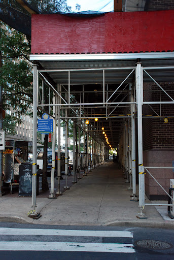 scaffold rental, scaffolding rental, sidewalk shed, canopy, PA, NJ, DE, MD, NYC, superior, (215) 743-2200